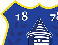 Everton FC Crest Redesign