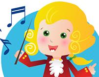 El Mundo de Mozart, Escuela Infantil