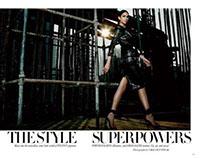 SUPERHERO (Spring Summer 2013)
