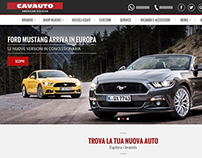 Dealerk - Dealer website theme