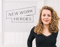 New Work Heroes (Branding)