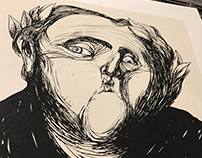 Gula (Screen Print Series)