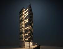 PSOIK 2 - Green tower