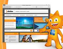 CobSolaire - Site Internet et Illustration