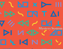 Mystery System CD cover