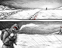 Cold Shadows (graphic novel)