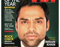 Abhay Deol - Mans World Magazine Cover - December 2009