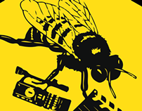 Busy Bee Logo + Business card