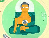 Techno-Buddha