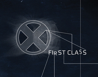 X-MEN FIRST CLASS // PITCH SERIES / BLUEPRINT