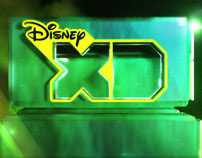 DISNEY // XD IDENTS
