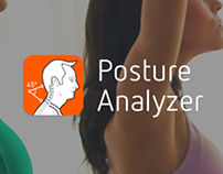 Posture Analyzer website