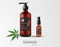 Beauty product design - SAMARA