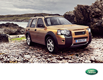 LAND ROVER - Discovery Freelander