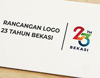 Logo concept for 23th Bekasi