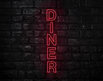 DINER – Logo, Branding & Style Guide