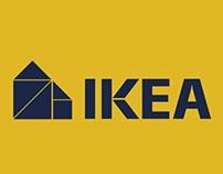 IKEA's logo redesign