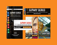 Subway Music Series Collateral
