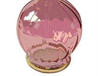 Bouteille de parfum (féminin)