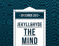 Flyer / JEKYLL&HYDE : THE MIND