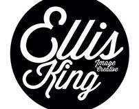 Ellis King Logo Design