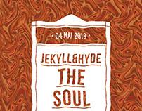 Flyer / JEKYLL&HYDE : THE SOUL