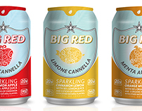 Big Red & San Pellegrino Co-branding