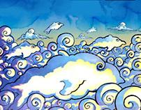Comic book-My Fishie Tale