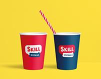 Rebranding: Skill Idiomas (Academic Project)