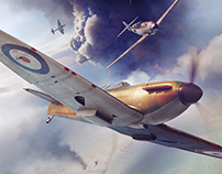 Dunkirk – Air Combat Archive - Cover