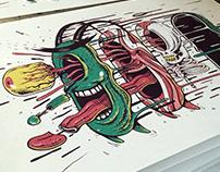 Autopsy - Villainz by KRÜW