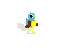 Animation Bird