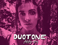 Duotone Photoshop Actions Free Download