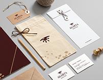 AGARTA JEWELRY // Logo & Branding