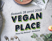 Vegan place de Bordeaux - L214