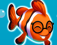 TAPPS - My Dream Fish Tank - Mobile Game