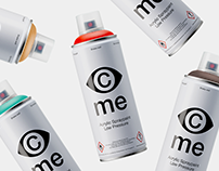 Cme Spray. Rebranding