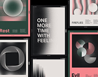 Klasik Poster Series (Month 2)