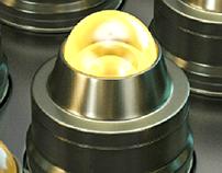 lighting knobs