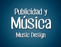 Publicidad y Música Music Design