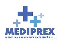 Logo Design: Mediprex