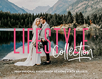 Love Story Lightroom presets and Photoshop actions