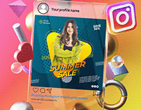 Instagram Post Design