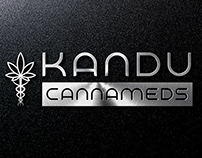 KANDU CANNAMEDS - LOGO & BUSINESS CARD DESIGN
