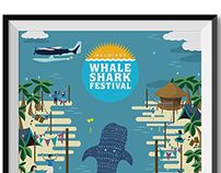 Maldives Whale Shark Festival 2014