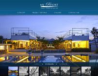 MyResort @Huahin Condominium Website