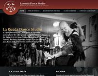 La Rueda Dance Studio Website
