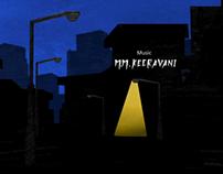 Title sequence Re-Design for old film Kshana Kshanam