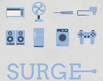 Surge- iPad App