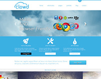 Clowd Theme Concept